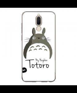 Totoro - Huawei Mate 10 Lite Carcasa Transparenta Silicon