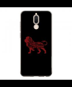 Gryffindor - Huawei Mate 10 Lite Carcasa Transparenta Silicon