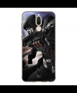 Reaper 1 - Huawei Mate 10 Lite Carcasa Transparenta Silicon