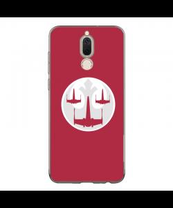 Star Wars Rebellion - Huawei Mate 10 Lite Carcasa Transparenta Silicon