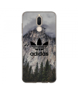 Mountain Adidas - Huawei Mate 10 Lite Carcasa Transparenta Silicon