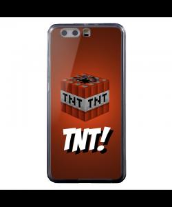 TNT! - Huawei P10 Carcasa Transparenta Silicon