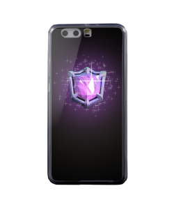 Clash Royale Legend - Huawei P8 Lite Carcasa Transparenta Silicon