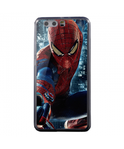 Spiderman 2 - Huawei P10 Carcasa Transparenta Silicon