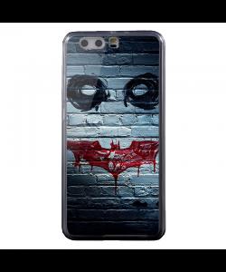 Batman/The Joker - Huawei P10 Plus Carcasa Transparenta Silicon