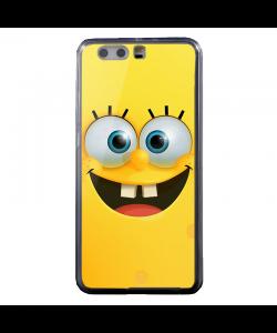 Spongebob - Huawei P10 Plus Carcasa Transparenta Silicon