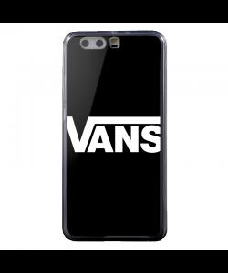 Black Vans - Huawei P10 Plus Carcasa Transparenta Silicon