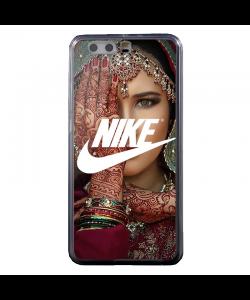 Indian Nike - Huawei P10 Plus Carcasa Transparenta Silicon