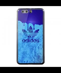 Dope Adidas - Huawei P8 Lite Carcasa Transparenta Silicon
