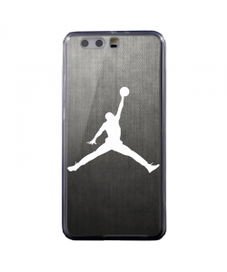 White Jordan - Huawei P8 Lite Carcasa Transparenta Silicon
