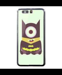 Minion Batman - Huawei P8 Lite Carcasa Transparenta Silicon