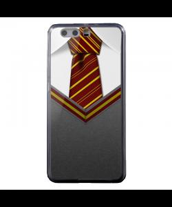 Harry Potter Tie - Huawei P10 Plus Carcasa Transparenta Silicon