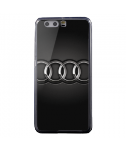Audi  - Huawei P10 Carcasa Transparenta Silicon