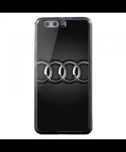 Audi - Huawei P8 Lite Carcasa Transparenta Silicon
