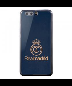 Real Madrid - Huawei P8 Lite Carcasa Transparenta Silicon