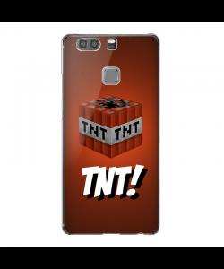 TNT! - Huawei P9 Plus Carcasa Transparenta Silicon