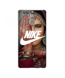 Indian Nike - Huawei P9 Carcasa Transparenta Silicon