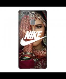 Indian Nike - Huawei P9 Plus Carcasa Transparenta Silicon