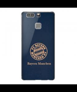 Bayern  - Huawei P9 Plus Carcasa Transparenta Silicon