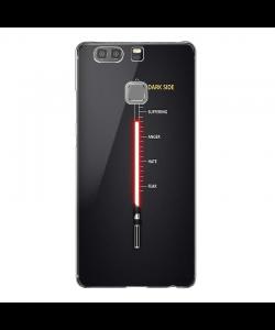 Star Wars Saber - Huawei P9 Plus Carcasa Transparenta Silicon