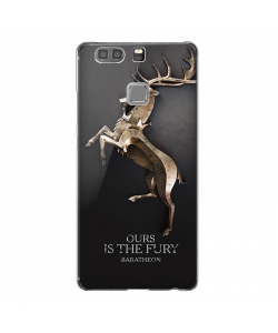 GoT House Baratheon - Huawei P9 Carcasa Transparenta Silicon