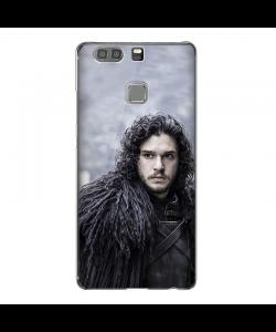 GoT Jon Snow - Huawei P10 Lite Carcasa Transparenta Silicon