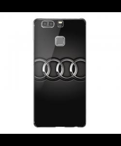 Audi - Huawei P10 Lite Carcasa Transparenta Silicon