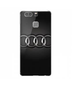 Audi - Huawei P9 Plus Carcasa Transparenta Silicon