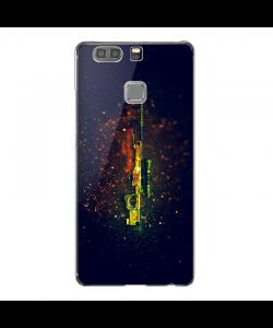 CS Go 2 - Huawei P10 Lite Carcasa Transparenta Silicon