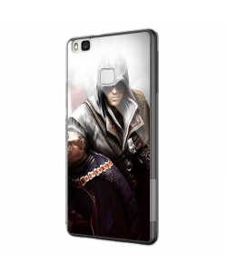 Assassin Kill - Huawei P9 Lite Carcasa Silicon