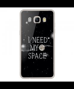 I Need My Space - Samsung Galaxy J7 2017 Carcasa Transparenta Silicon