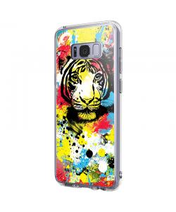In the Jungle - Samsung Galaxy S8 Carcasa Premium Silicon