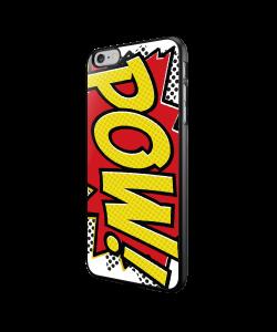 Pow - iPhone 6/6S Carcasa Neagra TPU
