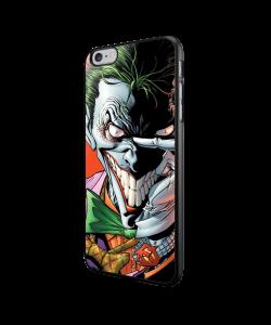 Joker 3 - iPhone 6/6S Carcasa Neagra TPU
