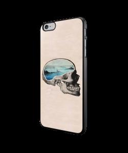 Waves in Your Head - iPhone 6/6S Carcasa Neagra TPU