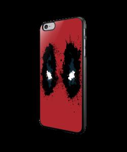 Splash - iPhone 6/6S Carcasa Neagra TPU