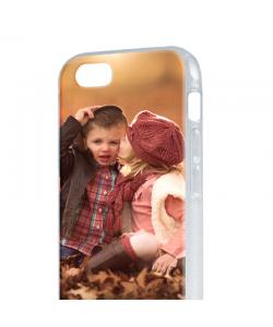 Personalizare - iPhone 6 Carcasa Transparenta Silicon