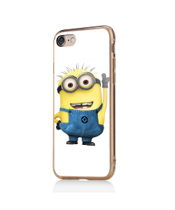 I Know - iPhone 7 / iPhone 8 Carcasa Transparenta Silicon