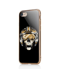 Born to be Wild - iPhone 7 / iPhone 8 Carcasa Transparenta Silicon