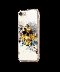 Soft Glam - iPhone 7 / iPhone 8 Carcasa Transparenta Silicon