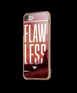 Flawless - iPhone 7 / iPhone 8 Carcasa Transparenta Silicon