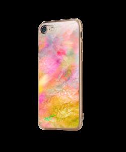 Colored Paper - iPhone 7 / iPhone 8 Carcasa Transparenta Silicon