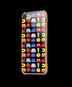 Craziness - iPhone 7 / iPhone 8 Carcasa Transparenta Silicon