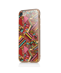 African Release - iPhone 7 / iPhone 8 Carcasa Transparenta Silicon