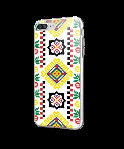 Port Traditional - iPhone 7 Plus / iPhone 8 Plus Carcasa Transparenta Silicon