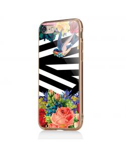 Birds of a Feather - iPhone 7 / iPhone 8 Carcasa Transparenta Silicon