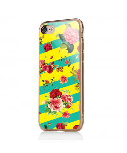 Tread Softly - iPhone 7 / iPhone 8 Carcasa Transparenta Silicon