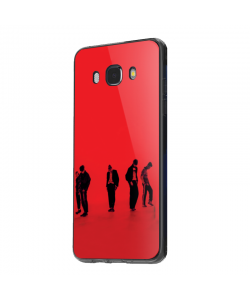 K Pop - Samsung Galaxy J5 Carcasa Silicon