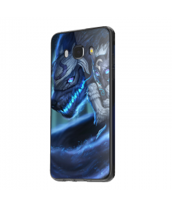 Kindred - Samsung Galaxy J5 Carcasa Silicon
