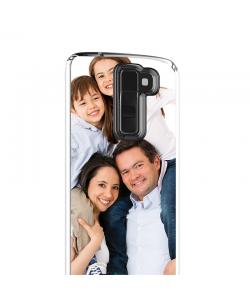 Personalizare - LG K8 Carcasa Transparenta Silicon